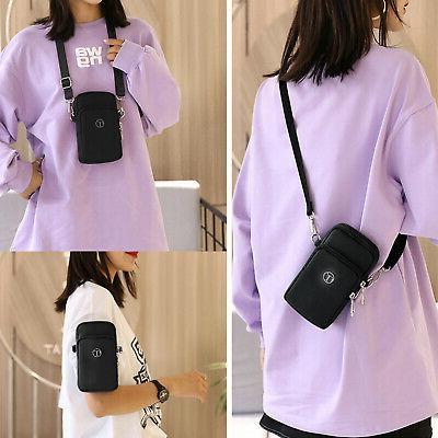 Small Purse Wallet Bag Cross-body Pouch