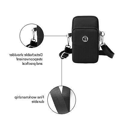 Small Phone Wallet Handbag Shoulder Bag Pouch