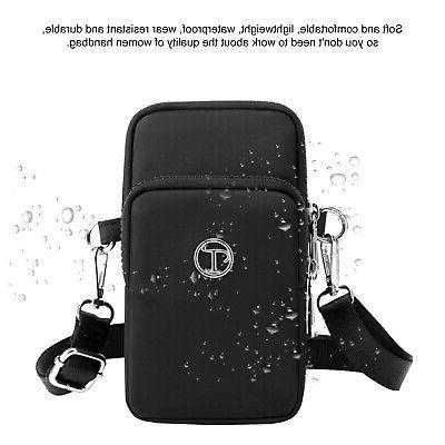 Small Phone Purse Wallet Case Bag Cross-body Women
