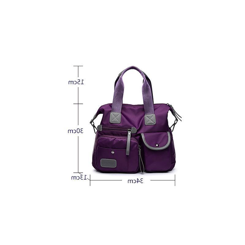 Women Crossbody Bag Canvas Handbag Size Clearance