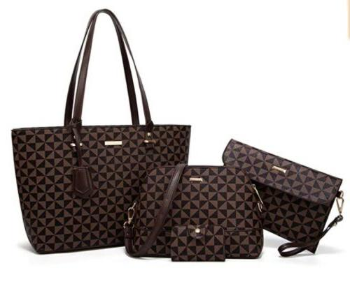 Women Fashion Handbags Tote Bag Shoulder Bag Top Handle Satc