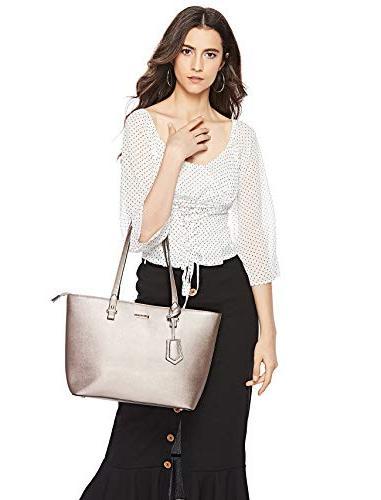 ELIMPAUL Women Fashion Tote Bag Bag Top Set 4pcs