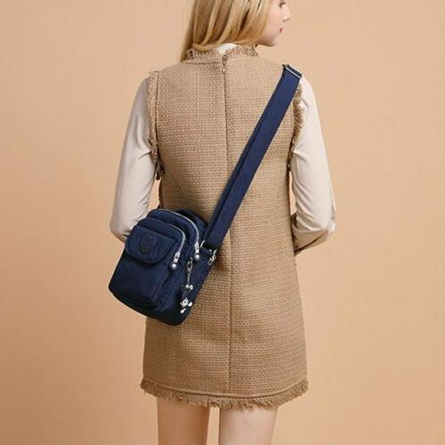 TEGAOTE Women Casual Small compartment Shoulder Bags