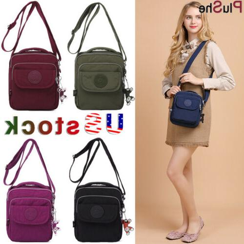 women girls casual small crossbody purse multi