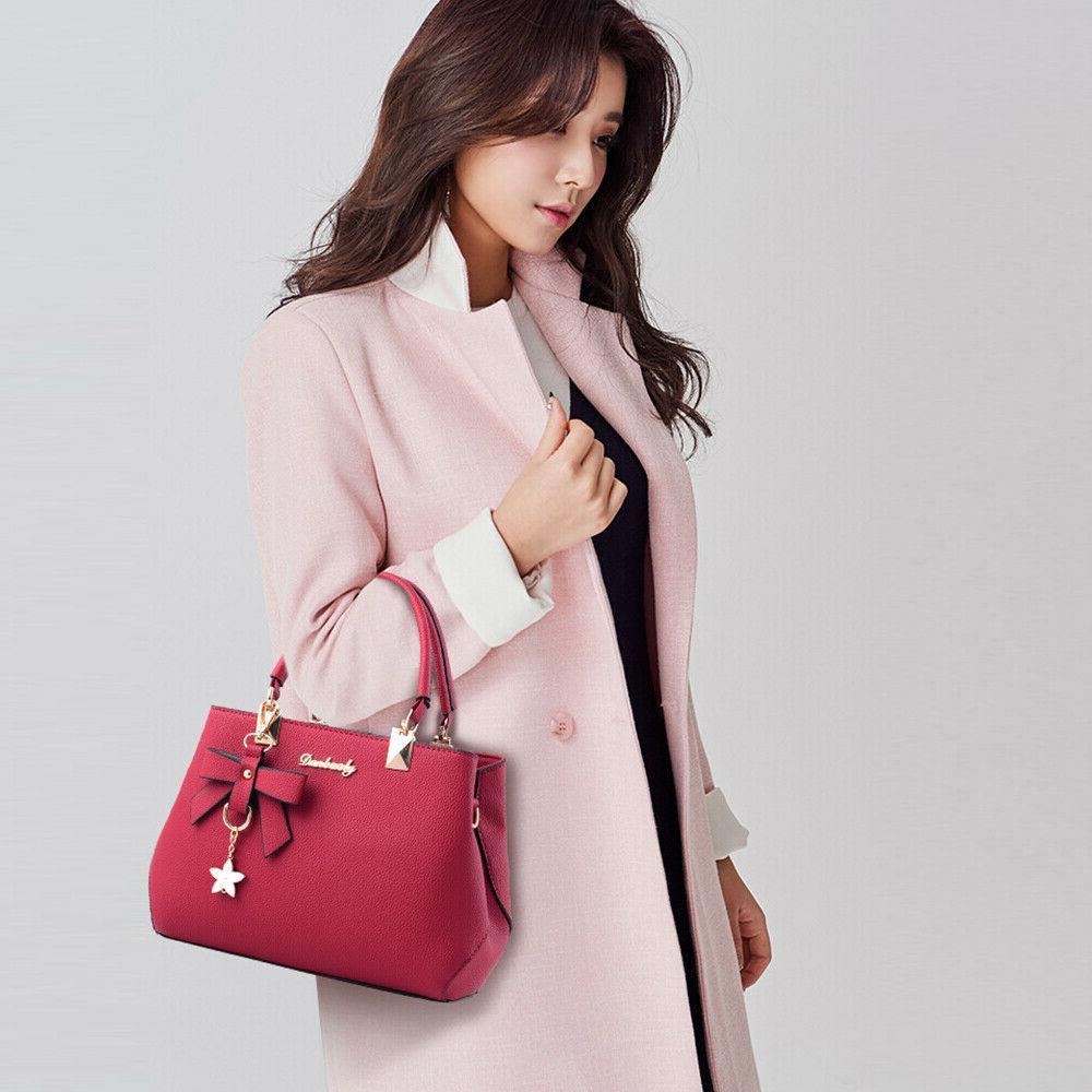 Women Bag Leather Crossbody