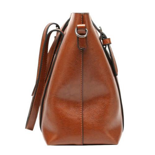 Women Shopping Crossbody Satchel Shoulder Handbag Purse