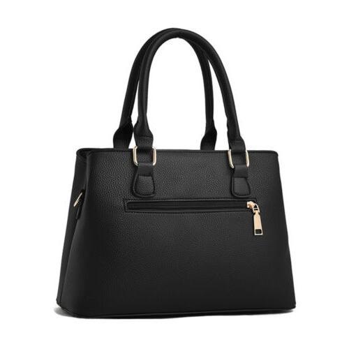 Women Leather Handbag Shoulder Purse