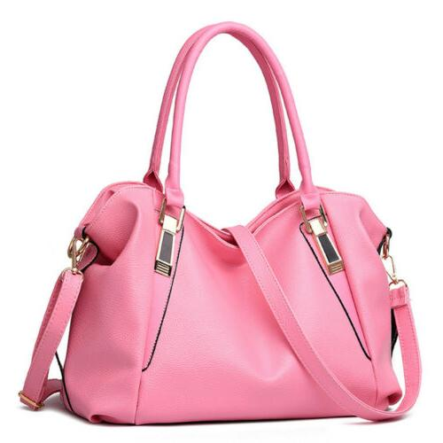 Women PU Shoulder Bag Satchel