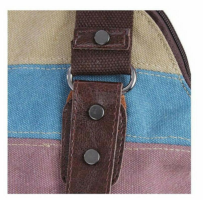 Women's Canvas Handbag Bag Body US