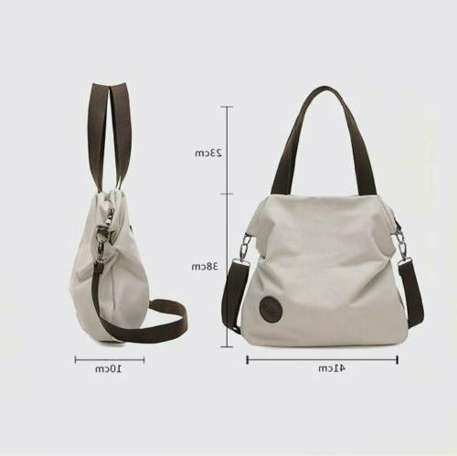 K2 Women's Casual Canvas Tote Bags