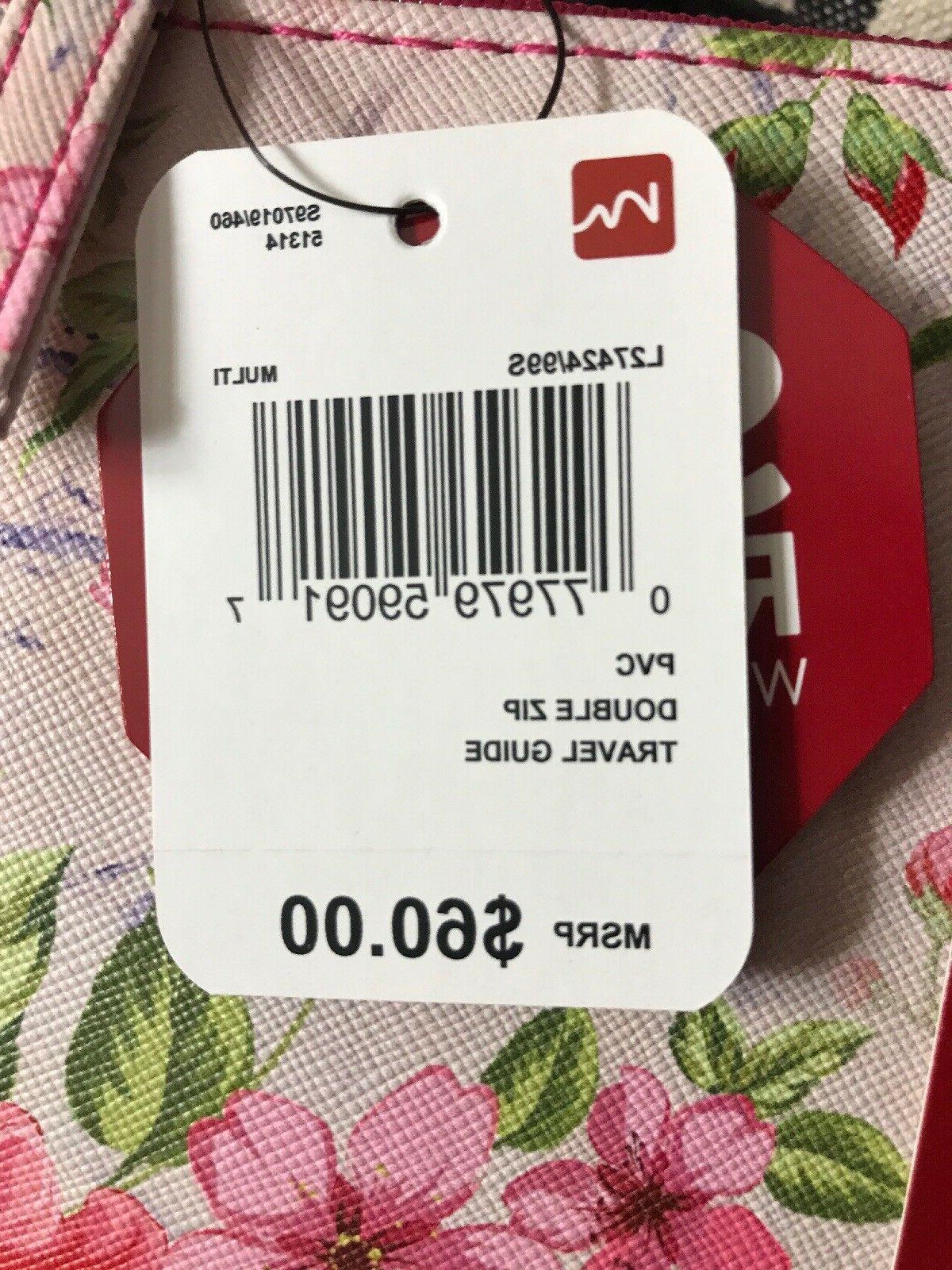 Mundi Adeline Safe RFID Body Bag Charger-NWT