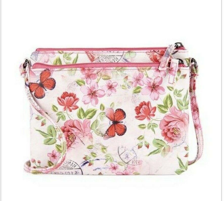 women s floral adeline safe keeper rfid