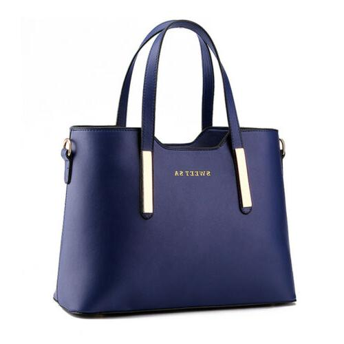 Women's Handbag Leather Shoulder Bag Purse Crossbody