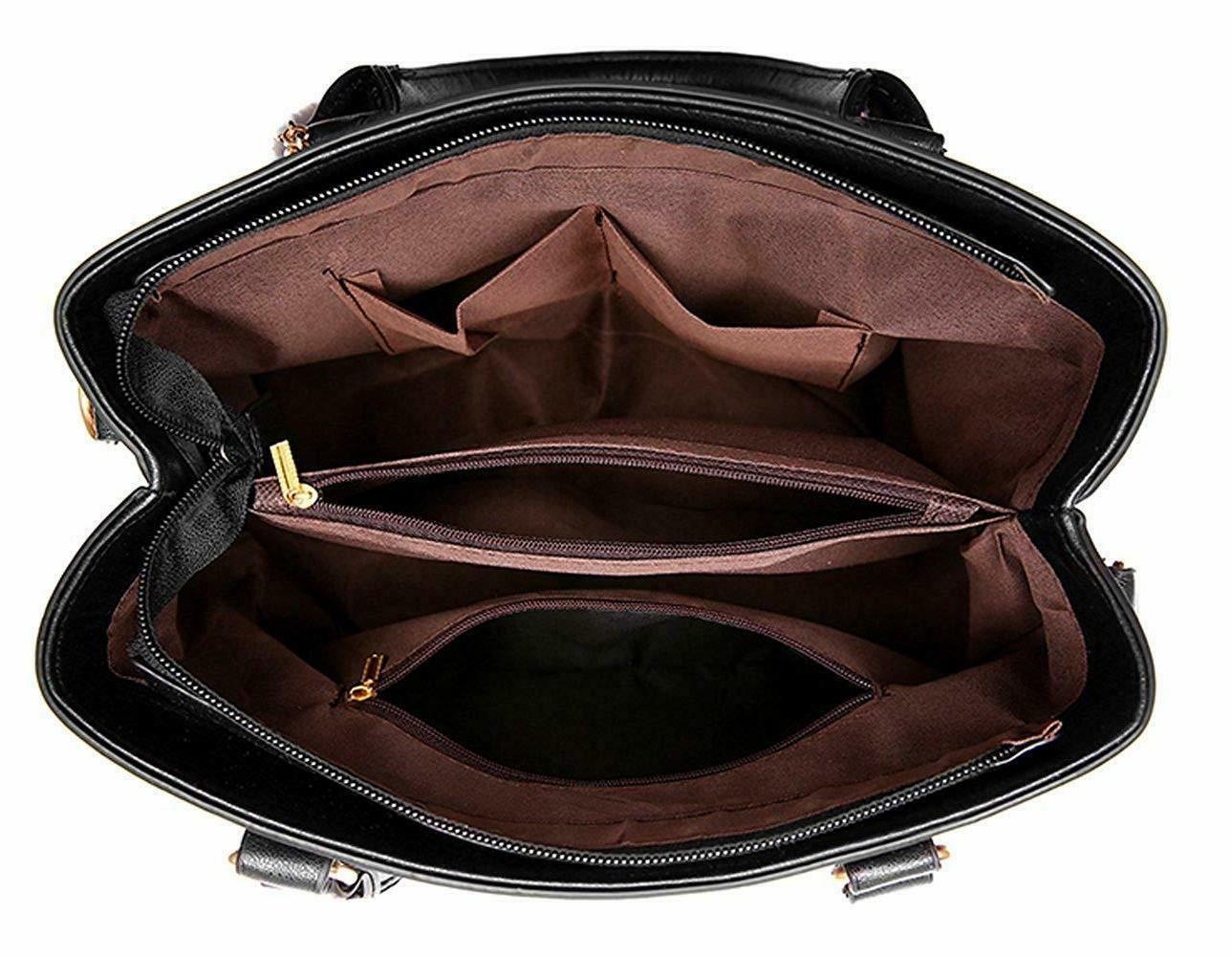 Dreubea Women's Handbag Tote Shoulder Bag Purse