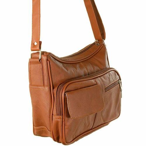 Women's Shoulder Multiple Cross Handbag