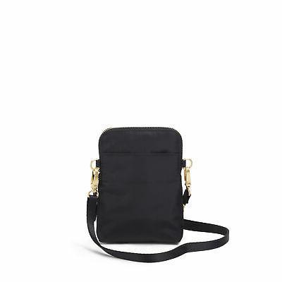 baggallini Women's RFID Pouch Bag, Nylon, Mult.