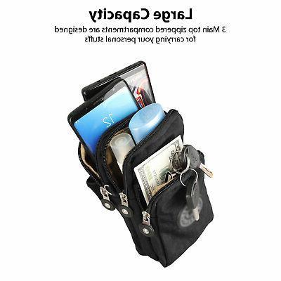Women Cell Phone Pouch Purse Wallet