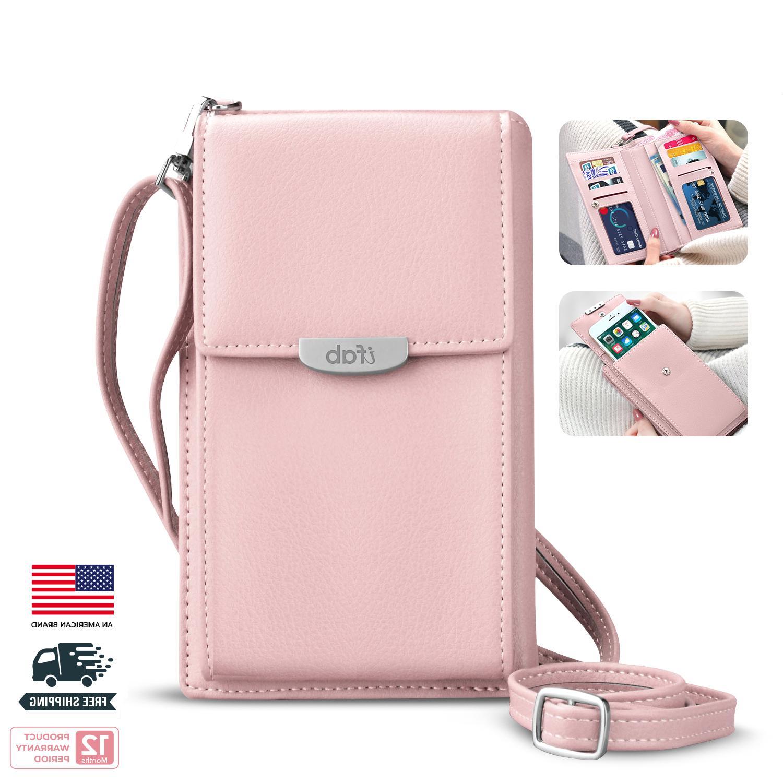 women small crossbody bag cell phone purse