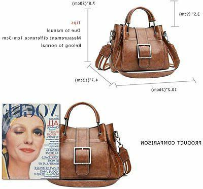 Women Leather Handbags Tote Bag