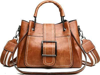 women small leather satchel handbags tote top