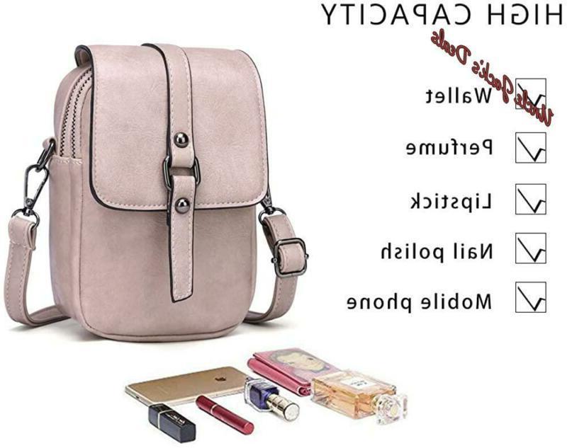 Women Crossbody Bag, Small Messenger Bag
