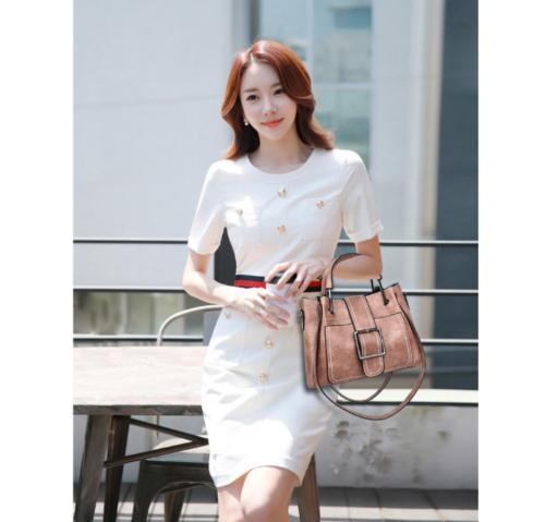 Women Vintage Shoulder Bags Tote Boho Crossbody Purse
