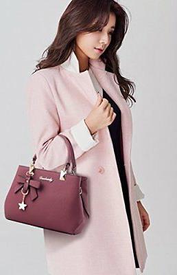 Dreubea Shoulder Bag Pink