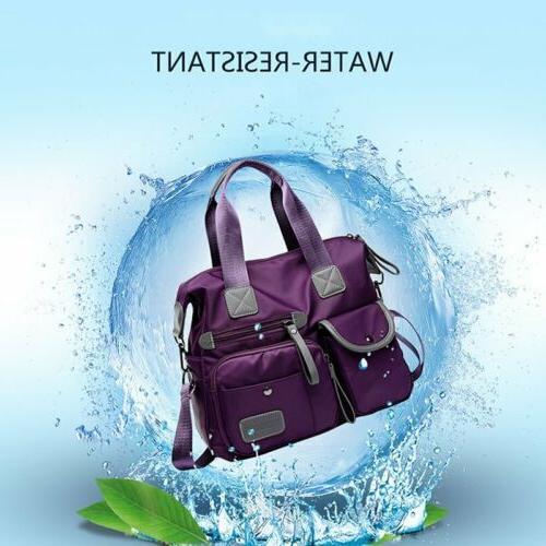 Womens Capacity Shoulder Crossbody Travel Bag