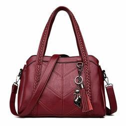 Large Tote for Women Genuine Leather Big Handbag Elegant Sho