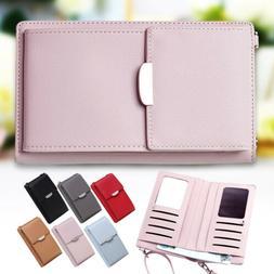 Leather Mini Purse For Student Women Crossbody Handbag Coin