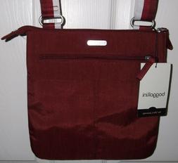 BAGGALLINI For Life's Journey FINE LINE SLIM CROSSBODY Bag