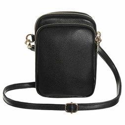 HAIDEXI Lightweight Small Crossbody bag Cell Phone Purses Wa