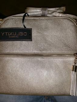 Deluxity Los Angeles Purse Crossbody Bag Medium