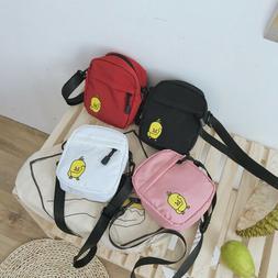 Men's Women Shoulder Bag Messenger Crossbody Sport Travel Hi