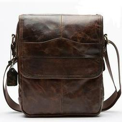 Men Small Flap Crossbody Bag