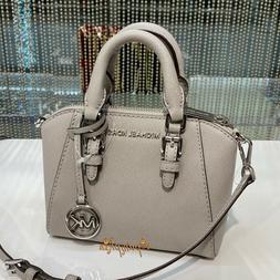 Michael Kors Ciara XS Mini Crossbody Saffiano Leather Giftab