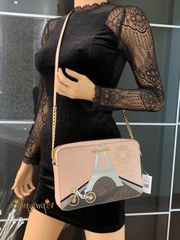 Michael Kors Jet Set Item Nouveau Novelty Crossbody Bag Saff