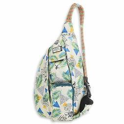 KAVU Mini Rope Pack Crossbody Polyester Sling Bag - Mirage
