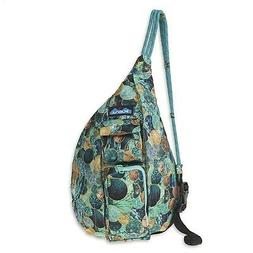 KAVU Mini Rope Sling Bag Crossbody Shoulder Polyester Backpa