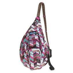 KAVU Mini Rope Sling Bag Kids Polyester Crossbody Backpack -
