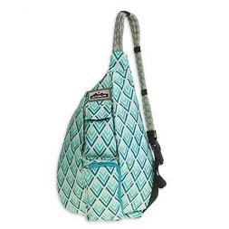 KAVU Mini Ropette Sling Bag Water Resistant Crossbody Backpa