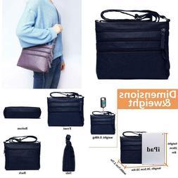 Multi Pocket Crossbody Bag For Women Volganik Rock Soft Pu L