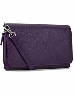 Mundi RFID Crossbody Bag For Women Anti Theft Travel Purse H