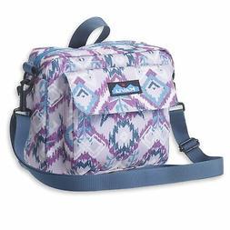 nantucket crossbody bag adjustable sling purse purple