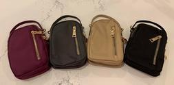 new multi pocket lightweight small crossbody bag