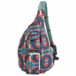 NEW Kavu Rope Sling Bag Backpack Crossbody Purse Mojave Poly