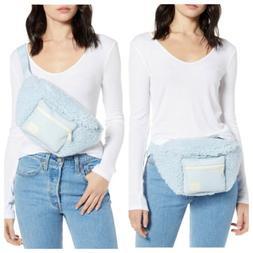 New Herschel Supply Co Seventeen Fleece Waist Belt Bag Cross