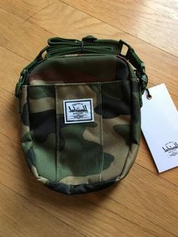 New W/Tags HERSCHEL SUPPLY CO. Cruz Crossbody Bag  in Camo P