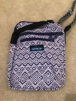 NEW!  Women's KAVU Zippit Cross Body Bag