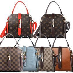 New Women Shoulder Bag Satchel Ladies Small Handbag Bucket P